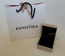Pandora Jewellery Special Edition Bracelet Box with Large Gift Bag and Ribbon