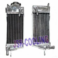 Aluminum Radiator fit for Honda CR250R 1984 New 2 ROW 40mm core left and right