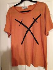 Wildfox Couture SWORDS Crew NECK TEE - NWT - SIZE S