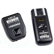 YONGNUO RF-602 2.4GHz Wireless Remote Flash Trigger with Studio Cord for Canon