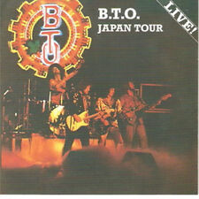 "Bachman Turner Overdrive:  ""Live In Japan""  + bonustracks  (CD Reissue)"