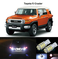 Premium LED Reverse Backup Light Bulbs 2007 - 2014 Toyota FJ Cruiser T15 42SMD