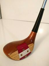 PERSIMMON Wilson Staff Pers. W/S Rare Wood Golf Club Driver VINTAGE
