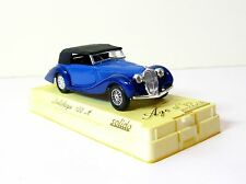 Solido (France) 1939 Delahaye 135 M 1:43 Scale Diecast Model Blue Used