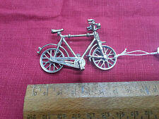 VELO BICYCLETTE ARGENT MASSIF POINCON 800 SILVER REF 1110