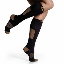 CopperJoint Performance Compression Socks - Copper Infused (SMALL | MEDIUM)
