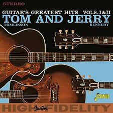 Tom Tomlinson & Jerry Kennedy - Guitar's Greatest Hits Vols 1  2 (2016) CD  NEW