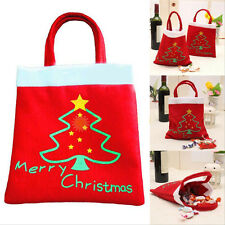 Santa Handbag Xmas Decor Wedding Home Party Candy/Gift Wine-Bag Christmas