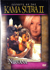 SECRETS OF THE KAMA SUTRA 2 NIRVANA DVD New