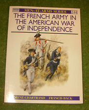 OSPREY MILITARY MEN AT ARMS 244 THE FRENCH ARMY  AMERICAN WAR OF INDEPENDENCE