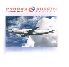 Schabak (Schuco) 3551585 Rossiya-Россия Airbus A320 1:600 Metall mit Standfuß