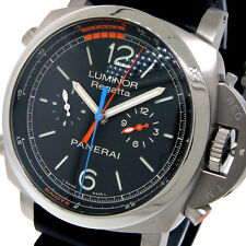 UNWORN PANERAI PAM 526 REGATTA 47 mm TITANIUM CHRONO FLYBACK LUMINOR 1950 526