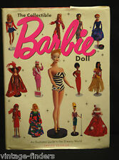 Collectible Barbie Doll Illustrated Guide to Her Dreamy World 1996 Hardback Book