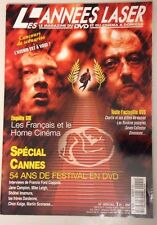 LES ANNEES LASER HORS SERIE N°1 2001 SPECIAL CANNES