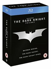 The Dark Knight Trilogy: Ultimate (Batman Begins / The Dark Knight / The Dark...