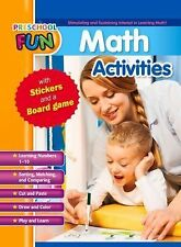 Preschool Fun - Math Activities (Preschool Fun Series), Popular Book Company, Go