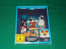 Fantasia edizione import audio Italiano blu-ray + dvd con slipcase