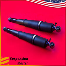 Pair Rear Air Ride Shock Absorbers for Chevy Chevrolet GMC Cadillac 25979391