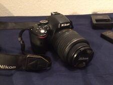 Nikon D5100 + AF-S Nikkor 18-55mm DX VR 1:3.5-5.6G