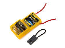 ORANGE RX R610 V2 DSM2 COMPATIBLE 6CH 2.4GHZ AIR RECEIVER W/CPPM RC PLANE QUAD