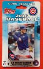 Official 2016 Chicago Cubs Team Set 17-cd Kris Bryant Anthony Rizzo Jake Arrieta