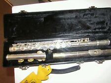 NEMC OLDS flute very good conditions barely used (pre-owned)