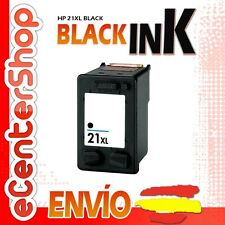Cartucho Tinta Negra / Negro HP 21XL Reman HP Deskjet F370