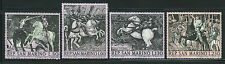 SAN MARINO 1968 MNH SC.688/91 Battle of San Romano by P.Uccello