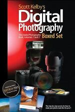 Scott Kelby's Digital Photography Boxed Set, Volumes 1 and 2 (Includes The Digit