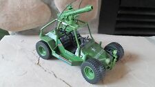 "GI JOE AWE STRIKER Vintage Action Figure Vehicle 7"" COMPLETE 1985"