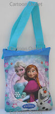 DISNEY FROZEN BAG MINI CROSSBODY GIRLS LITTLE PURSE PRINCESS ANNA ELSA ZIPPER
