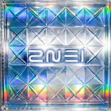 2NE1-1st Mini Album CD+Photo Booklet K-POP Sealed YG I Don't Care,Fire,Lollipop