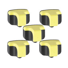 5 YELLOW Ink jet Cartridge for use on HP 02 Photosmart C5180 C6180 C6280 C7180