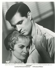 ANTHONY PERKINS  JANET LEIGH  HITCHCOCK  PSYCHO 1960 VINTAGE PHOTO #2