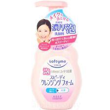 Kose Japan softymo Speedy Instant Cleansing Foam Wash (200ml / 6.7 oz.)