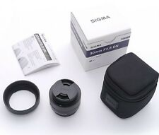 SIGMA Art 30mm F2.8 DN black for Sony E-mount 929701