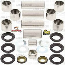 All Balls Swing Arm Linkage Bearings & Seal Kit For Kawasaki KX 250 1991 MotoX