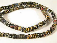 Antike Glasperlen Murano Venedig Antique Venetian African trade beads T Afrozip