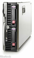 HP 445105-B21 BL465c G5 2 x 2356 2.3GHz Quad Core 16GB Ram 2 x 72GB BLADE SERVER