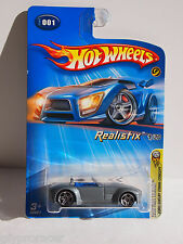 HOT WHEELS 2005 FIRST EDITIONS FORD SHELBY COBRA  CONCEPT 1/20