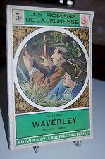 WAVERLEY les romans de la jeunesse N°18 1926