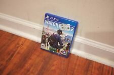 Watch Dogs 2 Video Game Playstation 4 PS4 Free Shipping