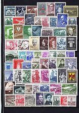 Sammlung Österreich  ** -  aus  1954 - 1964  - KW 115,-- ( 32960 )