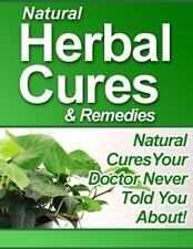 Natural Herbal Cures and Remedies - PDF eBook