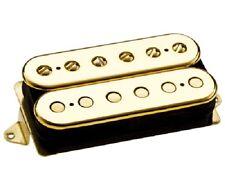 DIMARZIO DP256 Illuminator Neck Guitar Pickup - GOLD CAPS F-SPACING