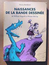 Naissances de la bande dessinée. Thierry Smolderen. Impressions Nouvelles 2009