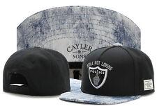 NEW Men's CAYLER WEEZY Sons Hip Hop Jesus adjustable Baseball Snapback Hat cap