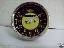 Zundapp Speedometer 160 Kph (New Replica) - 80 mm M18 X 1.5