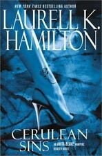 Cerulean Sins: An Anita Blake, Vampire Hunter Novel by Laurell K. Hamilton