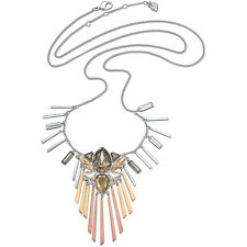 New Authentic Swarovski Airy Strandage Dangling Fringes Necklace - 5037436